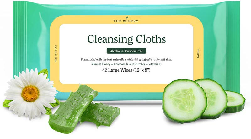 cleansing cloths for gym
